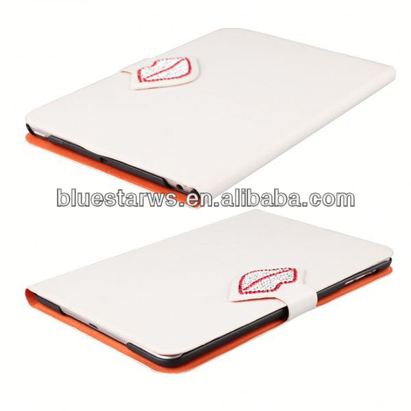 china manufacturer for ipad mini 2 pu leather case case wholesale