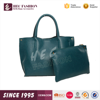 HEC Free Image Provided Quality Famous Brand Lady Tote Bag Custom Printed