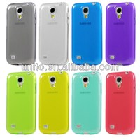 Promotion cheap price transparent clear soft tpu case for Samsung galaxy S4 mini
