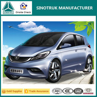 China hot selling four wheel electric car for 4 person seated
