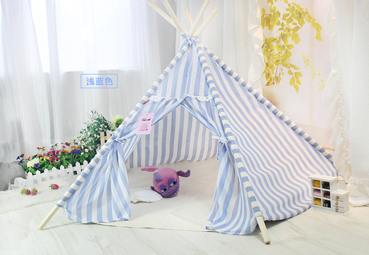 Lovable Indian Tent Pet Camping Tents Pet House Wholesale Dog Products For Petshop