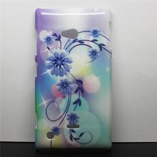 water paste phone case for nokia lumia 720 custom phone covers