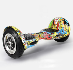 2016 hot selling product 2 wheel balance electric 10 inch big wheels smart scooter