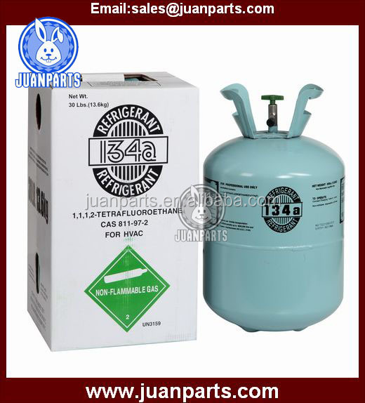 High quality r134a refrigerant price