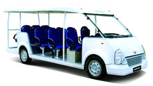 hot sell popular new energy14 seater utility vehicle for hotel