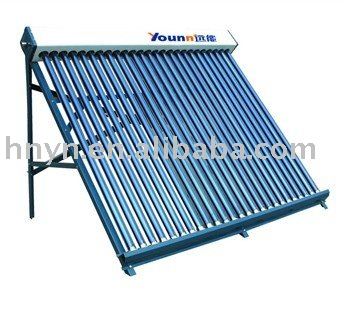 CE PROVED pressurized solar water heater collector