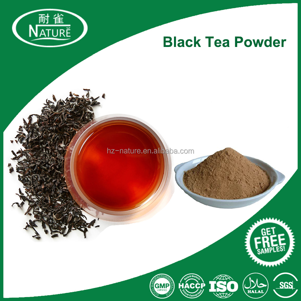 100% Natural Organic Extract Instant Black Tea Powder With EU USDA Certificate
