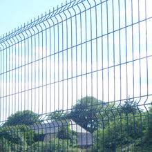 Powder Coating Welded Wire Fence/Wire Fence Panels/Apartment Buildings Wire Fence