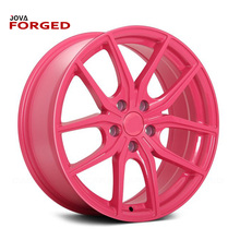 Nice Price Best Custom Performance Alloy Wheels Pink Car Rims