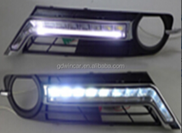 car light daytime running light for BMW New 5 Series 2009-2012 F10/F11 motorcycle spare parts from china