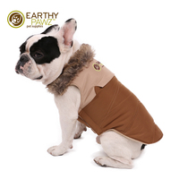EarthyPawz Pet Apparel Accessories Warm Dog Clothes, Winter Large Outfits Warm Dog Jacket