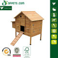 Wooden Chicken House With Ventilation Window