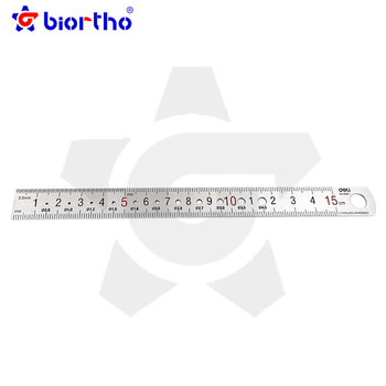 Veterinary Stainless Steel Measuring Ruler Orthopedic Instruments