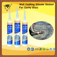 One component Factory Price Neutral Wall Caulking Silicone Sealant For Cavity Glass