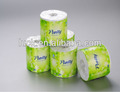 wood pulp bamboo soft eco-green tissue paper