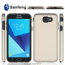 Cricket Wireless New Model Android Smartphone Accessories Slim Fit Sleek Hybrid PC TPU Case for Galaxy Halo