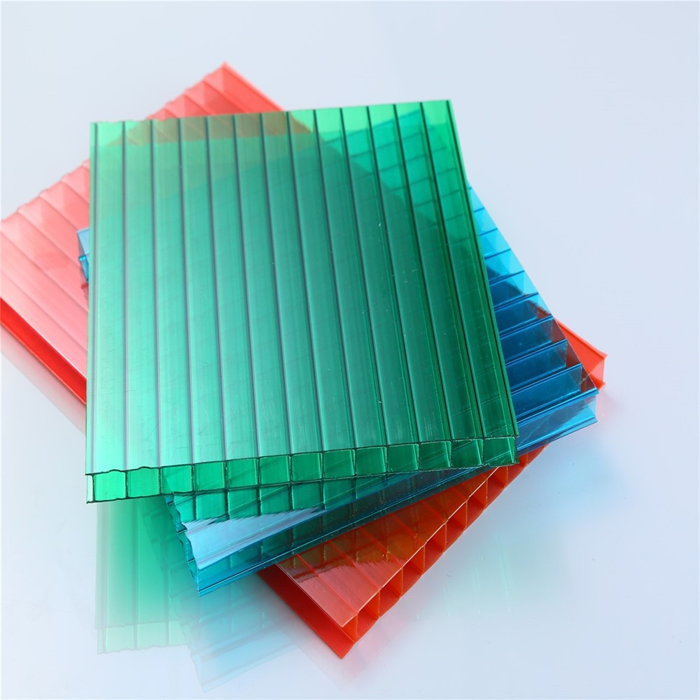 15 Years Professional Factory for Kinds of Polycarbonate Sheet Products