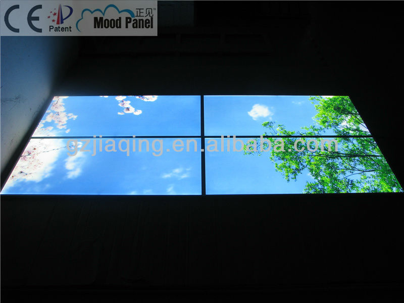 hotel hospital and dental office new lighting sky ceiling