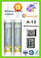 A-12 Neutral Cure Window & Glass Silicone Sealant