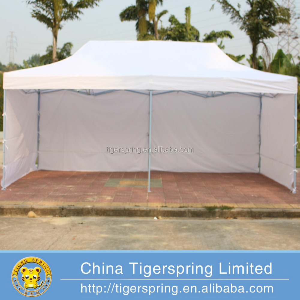 Outdoor Waterproof Events/ Trade Tent Oxford Cloth Folding Canopy Tent