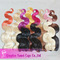 Cheap Ombre Hair Extension,T Color Brazilian Hair Extension (Ombre-001)