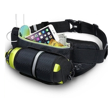 Hot Premium Fashion Design Multifunction Cycling Bag with Kettle Biking Hiking Bottle Holder Waist Pack Hydration Belt Running