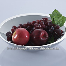 Heart Shaped Fruit Trays With Stainless Steel In Bulk Price