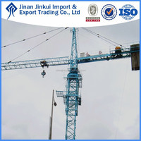 New model of tower crane with 4T made in china