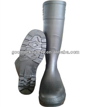 high quality pvc work boots for men industry safety boots