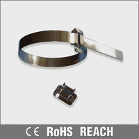 Stainless Steel tie strap with RoHS UL