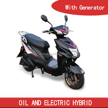 4 stroke hybrid scooter 125cc with eec