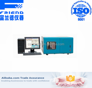 Petroleum nitrogen content analyzer automatic azotometer for oil and LPG
