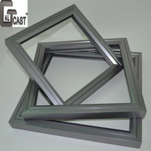 Professional Factory Aluminum Moulding for The Photo Frame Die Casting Parts