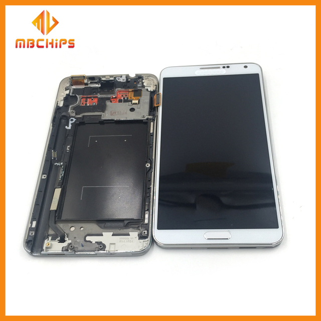 Wholesale Compatible For samsung galaxy note 3 n9005 lcd display touch screen digitizer