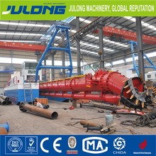 Hydraulic used cutter suction dredger boats for sale