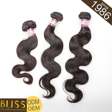 Guangzhou Bliss Hair malaysian virgin remy hair extension wholesale