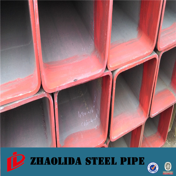 square tube stock ! rectangular heavy gauge steel pipe alibaba square steel tube for dog cage