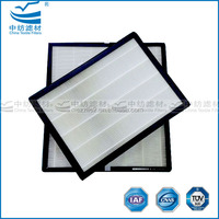air filter manufacture for clean room hepa fan filter unit