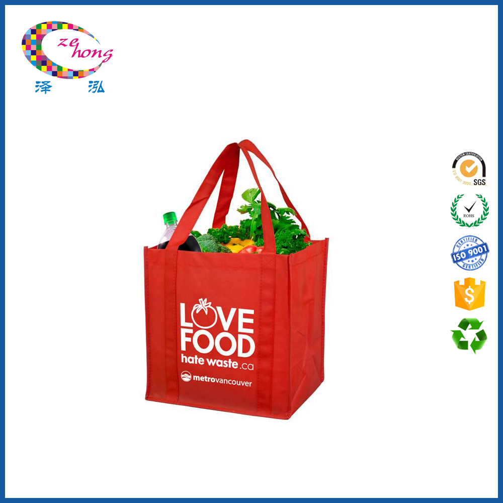 China Poly Non-Woven Bag with Handle