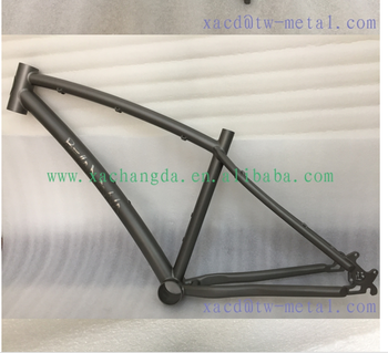 titanium bike frame chinese made ti bike frame ti mtb bike frame with cheap price