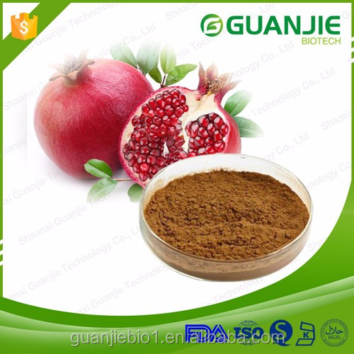 Natural Pomegranate Peel Extract Powder/Punicalagin 40%