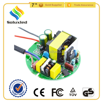 electronic led converter 20w with constant current