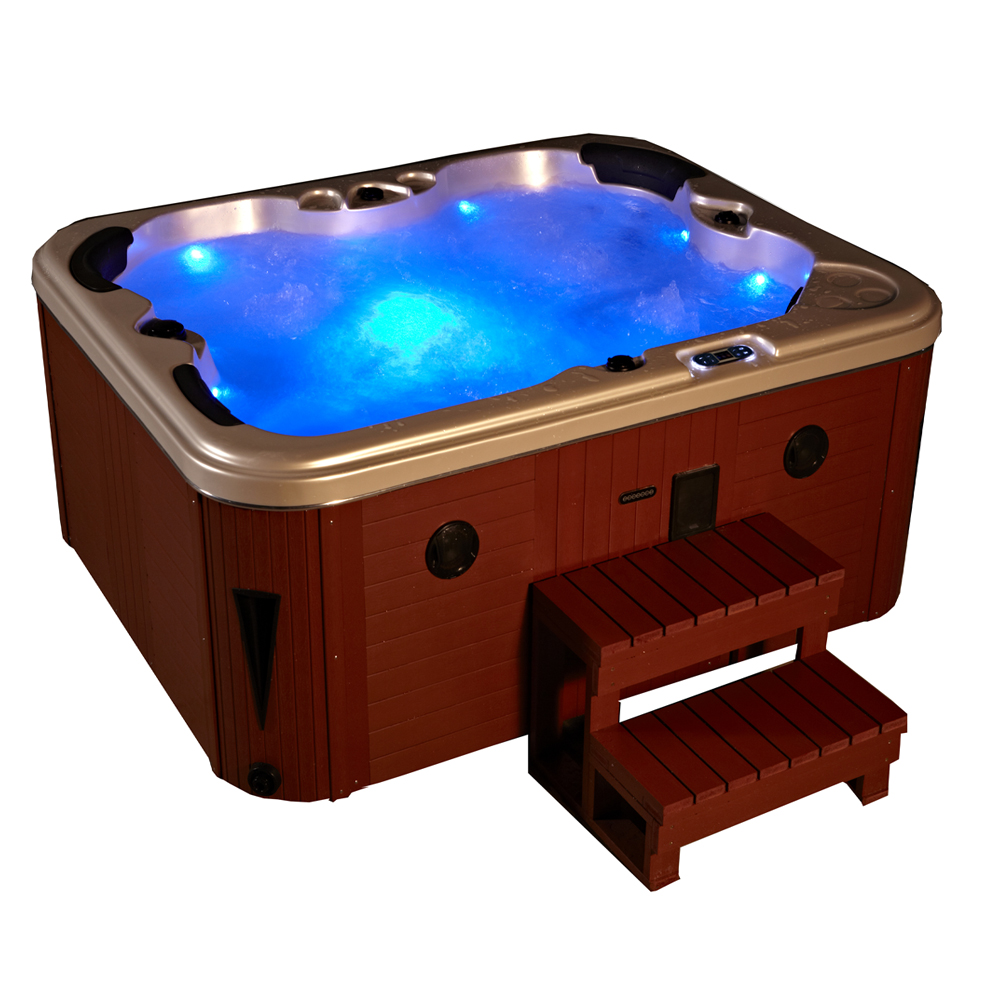 2016 discounting outdoor spa tub usa aristech acrylic. Black Bedroom Furniture Sets. Home Design Ideas
