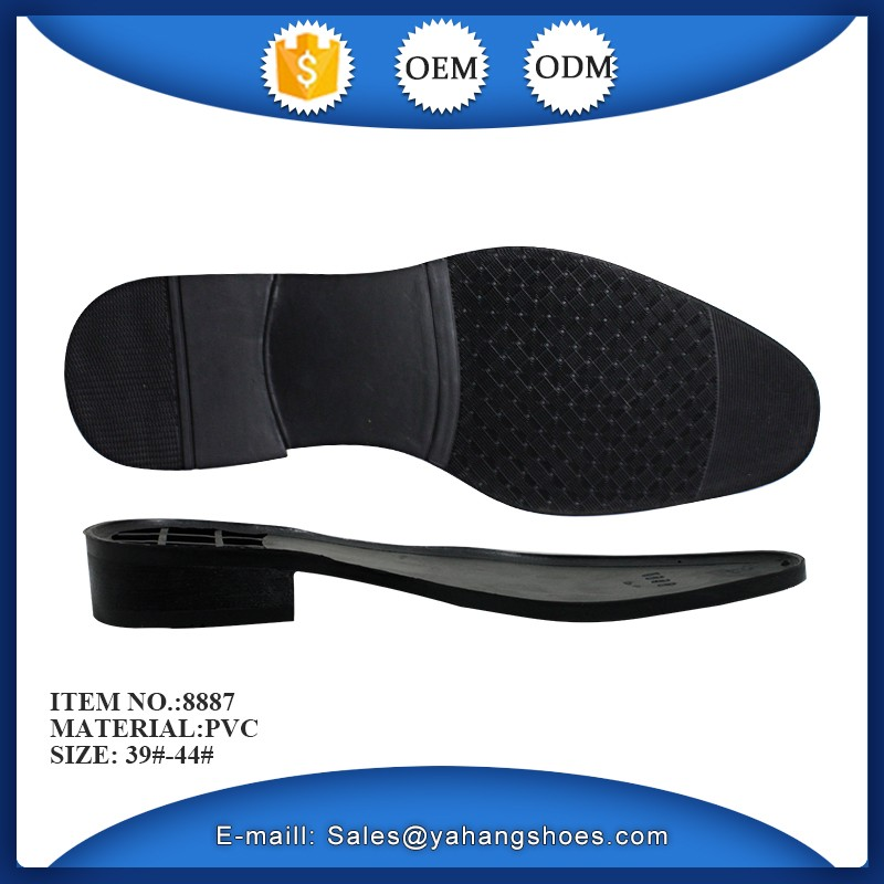 Low price Gents dress shoes leather shoes pvc outsole
