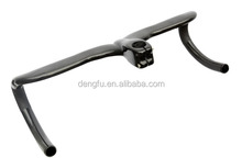 New arrival top quality road racing handlebar integral carbon for road bicycle HB005