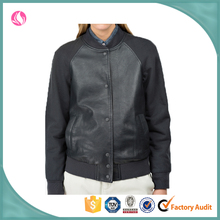 custom leather varsity jacket,baseball jacket for women