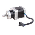 2 phase hybrid stepper motor nema 17 stepper motor for milling machine nema 17 0.4a stepper motor