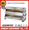 cigarette counter display/food warmer/portable electric food warmer