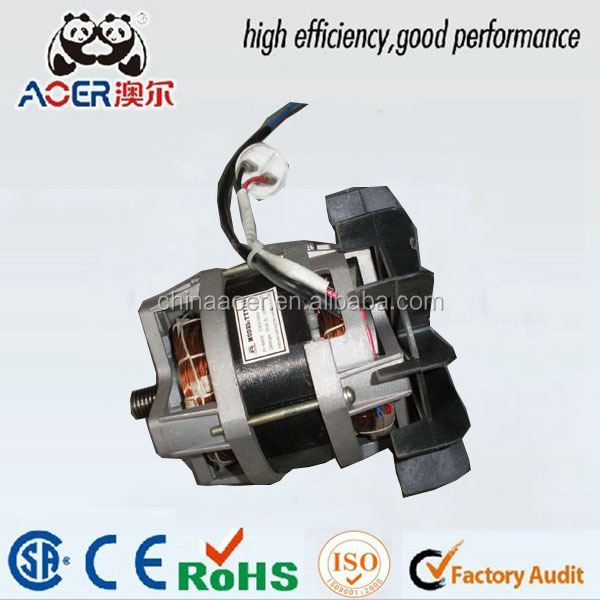 800W 230V AC Single-Phase Electric Motor for Lawn Mower and Blender