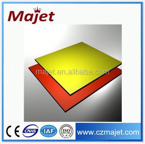 Aluminium composite honeycomb panel price composite panels exterior cladding materials